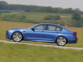 Ver foto 7 de BMW M5 Sedan F10 2011