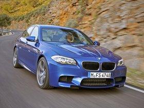Ver foto 2 de BMW M5 Sedan F10 2011