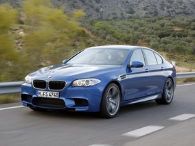 Fotos de BMW M5 Sedan F10 2011