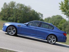 Ver foto 40 de BMW M5 Sedan F10 2011