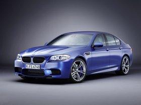 Ver foto 27 de BMW M5 Sedan F10 2011