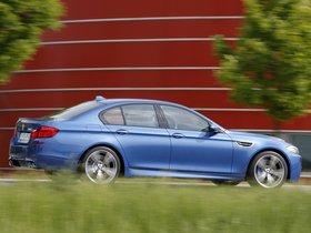 Ver foto 33 de BMW M5 Sedan F10 2011