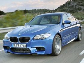 Ver foto 31 de BMW M5 Sedan F10 2011