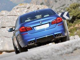 Ver foto 26 de BMW M5 Sedan F10 2011