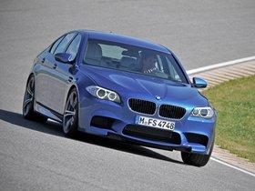 Ver foto 25 de BMW M5 Sedan F10 2011