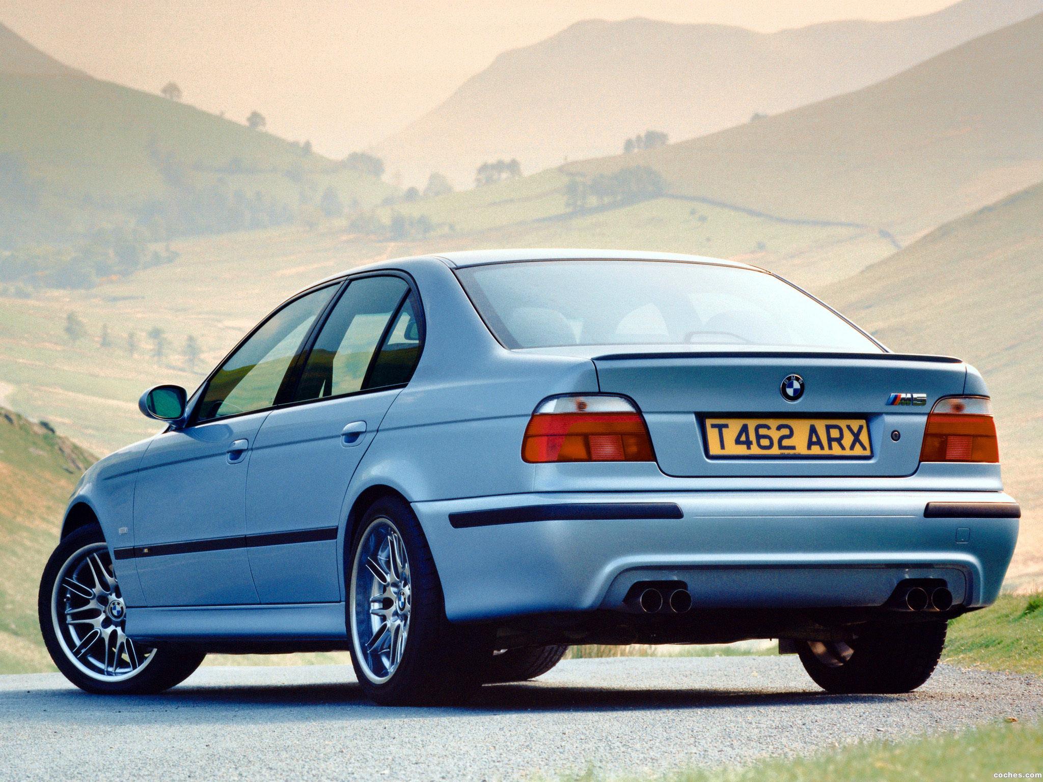 Foto 1 de BMW M5 Sedan UK E39 1998