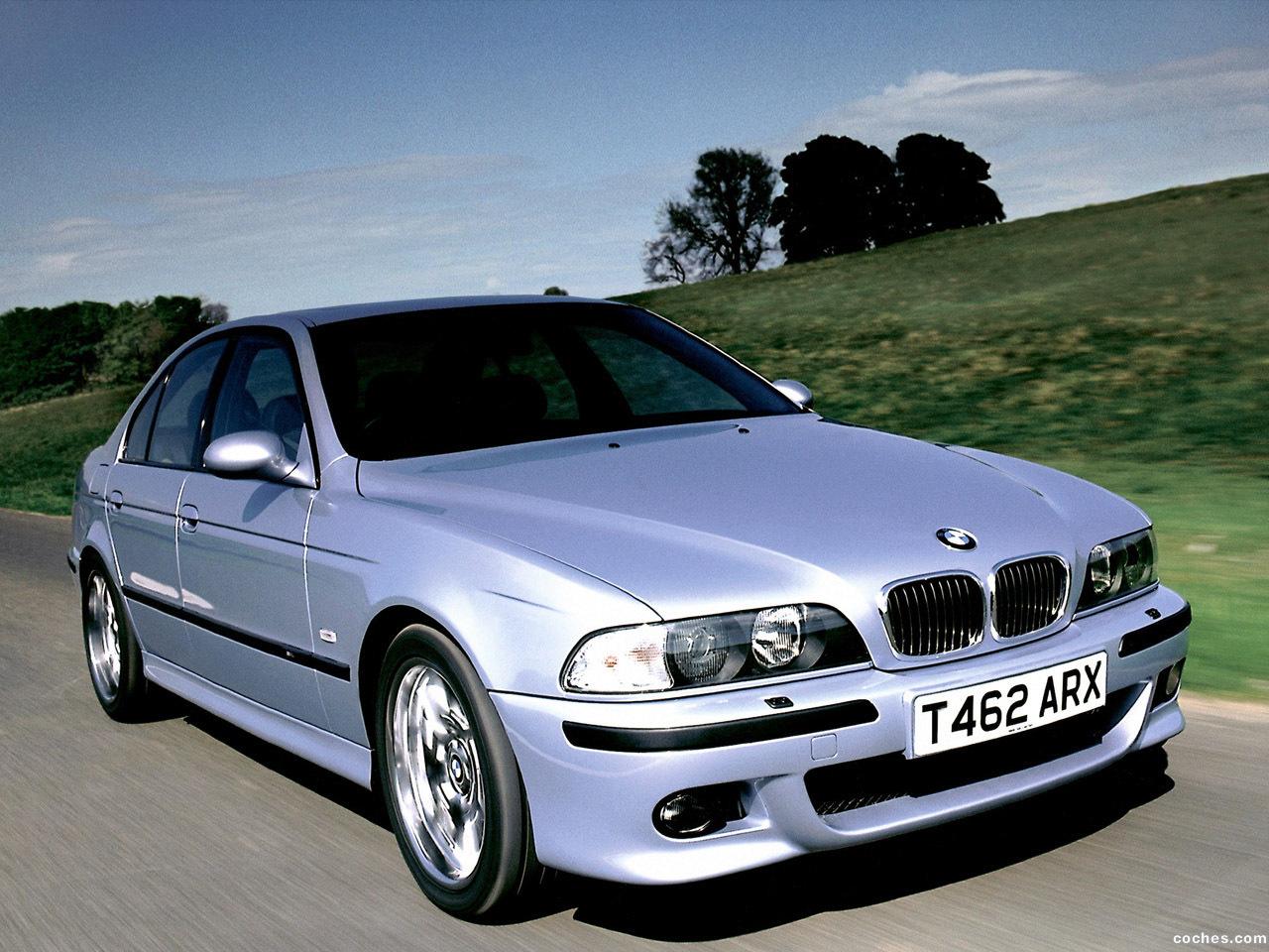 Foto 0 de BMW M5 Sedan UK E39 1998