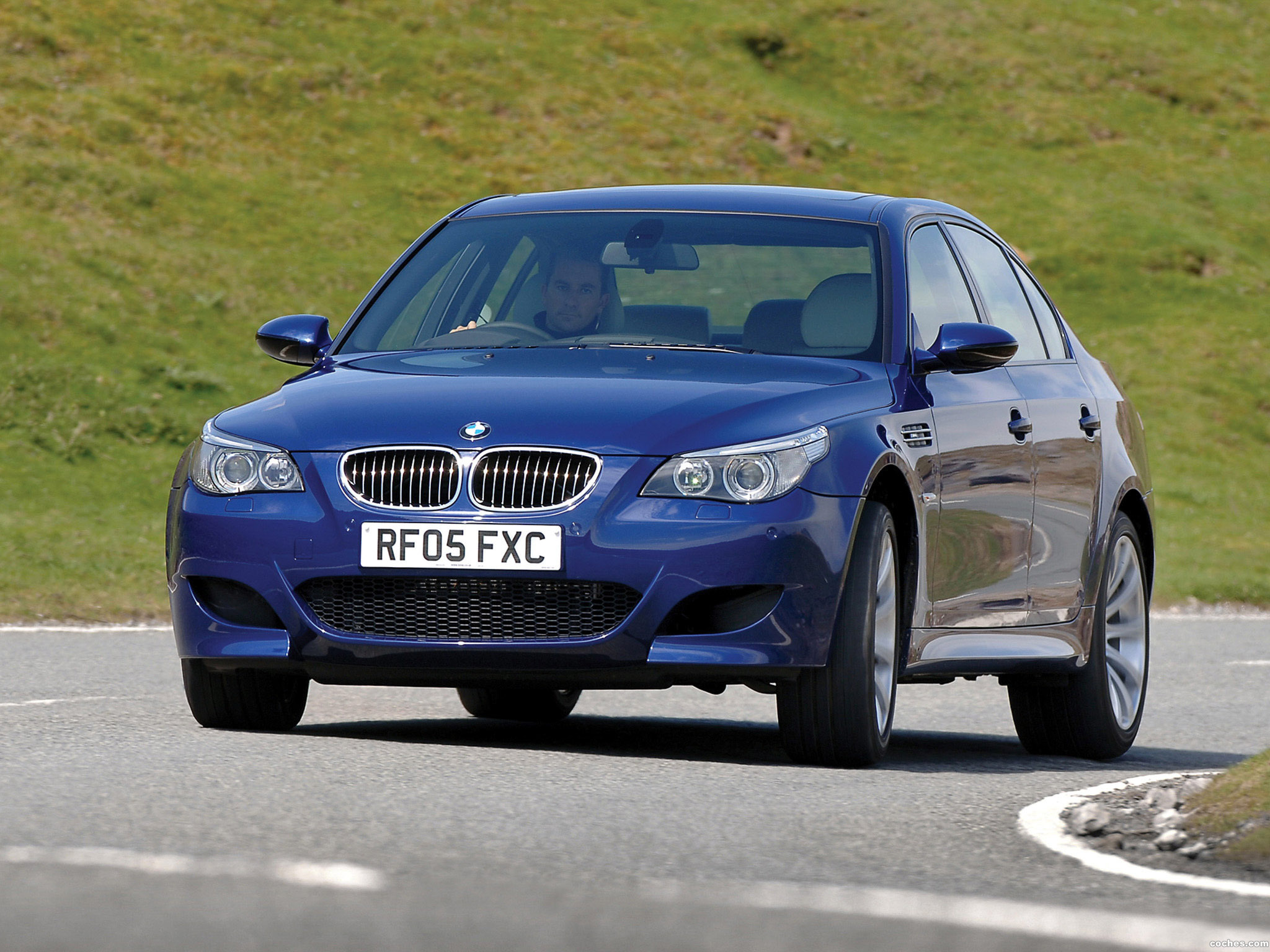 Foto 0 de BMW M5 Sedan UK E60 2004