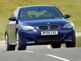 Ver foto 14 de BMW M5 Sedan UK E60 2004