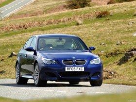 Ver foto 5 de BMW M5 Sedan UK E60 2004