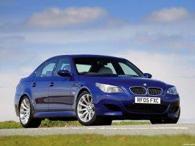 Ver foto 2 de BMW M5 Sedan UK E60 2004