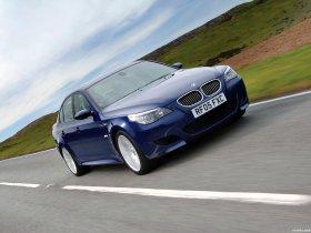 Ver foto 12 de BMW M5 Sedan UK E60 2004