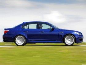 Ver foto 10 de BMW M5 Sedan UK E60 2004