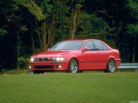 Ver foto 13 de BMW M5 Sedan USA E39 1998