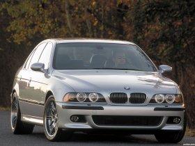 Ver foto 4 de BMW M5 Sedan USA E39 1998