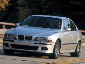Ver foto 3 de BMW M5 Sedan USA E39 1998
