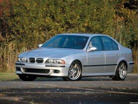 Ver foto 2 de BMW M5 Sedan USA E39 1998