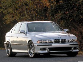 Fotos de BMW M5 Sedan USA E39 1998
