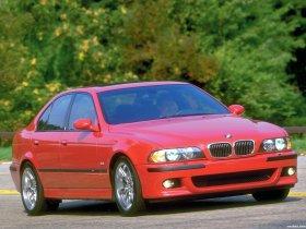 Ver foto 12 de BMW M5 Sedan USA E39 1998