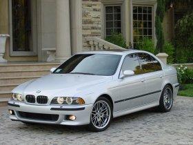 Ver foto 9 de BMW M5 Sedan USA E39 1998