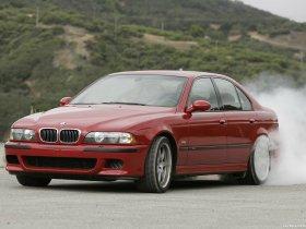 Ver foto 8 de BMW M5 Sedan USA E39 1998