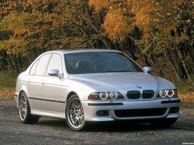 Ver foto 7 de BMW M5 Sedan USA E39 1998