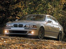 Ver foto 6 de BMW M5 Sedan USA E39 1998