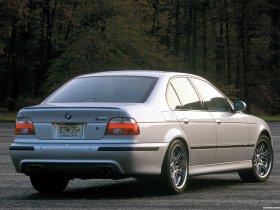 Ver foto 5 de BMW M5 Sedan USA E39 1998