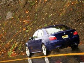 Ver foto 24 de BMW M5 Sedan USA E60 2004