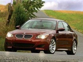 Ver foto 16 de BMW M5 Sedan USA E60 2004