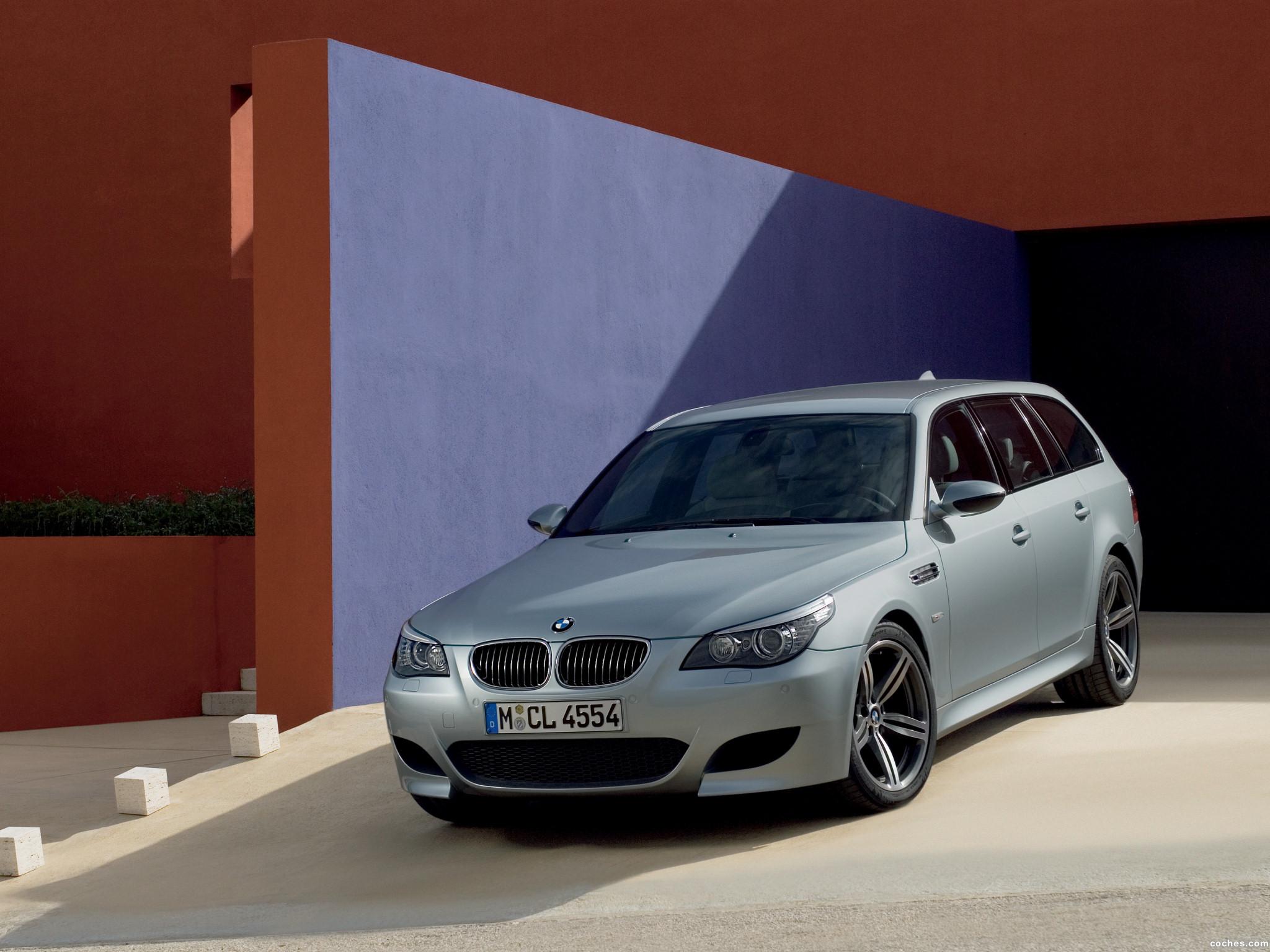 Foto 0 de BMW M5 Touring 2006