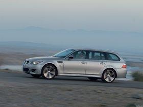 Ver foto 10 de BMW M5 Touring 2006