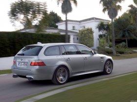 Ver foto 7 de BMW M5 Touring 2006