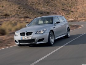 Ver foto 18 de BMW M5 Touring 2006