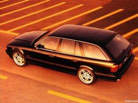 Ver foto 2 de BMW M5 Touring E34 1992