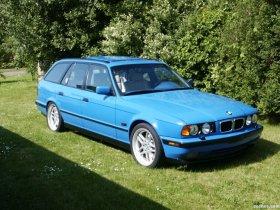 Fotos de BMW M5 Touring E34 1992