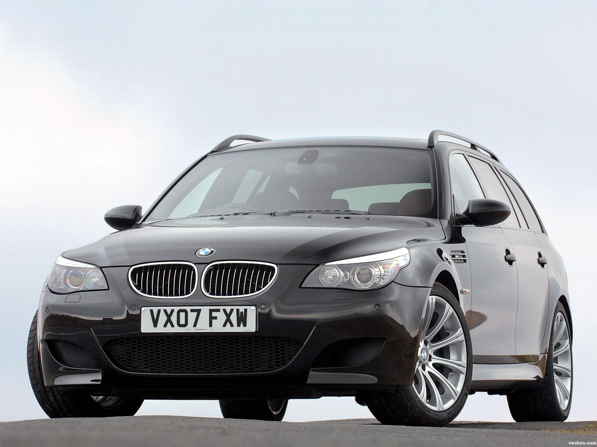 Foto 0 de BMW M5 Touring UK E61 2007