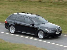 Ver foto 6 de BMW M5 Touring UK E61 2007