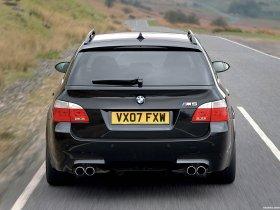 Ver foto 5 de BMW M5 Touring UK E61 2007