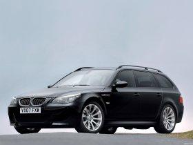 Ver foto 2 de BMW M5 Touring UK E61 2007