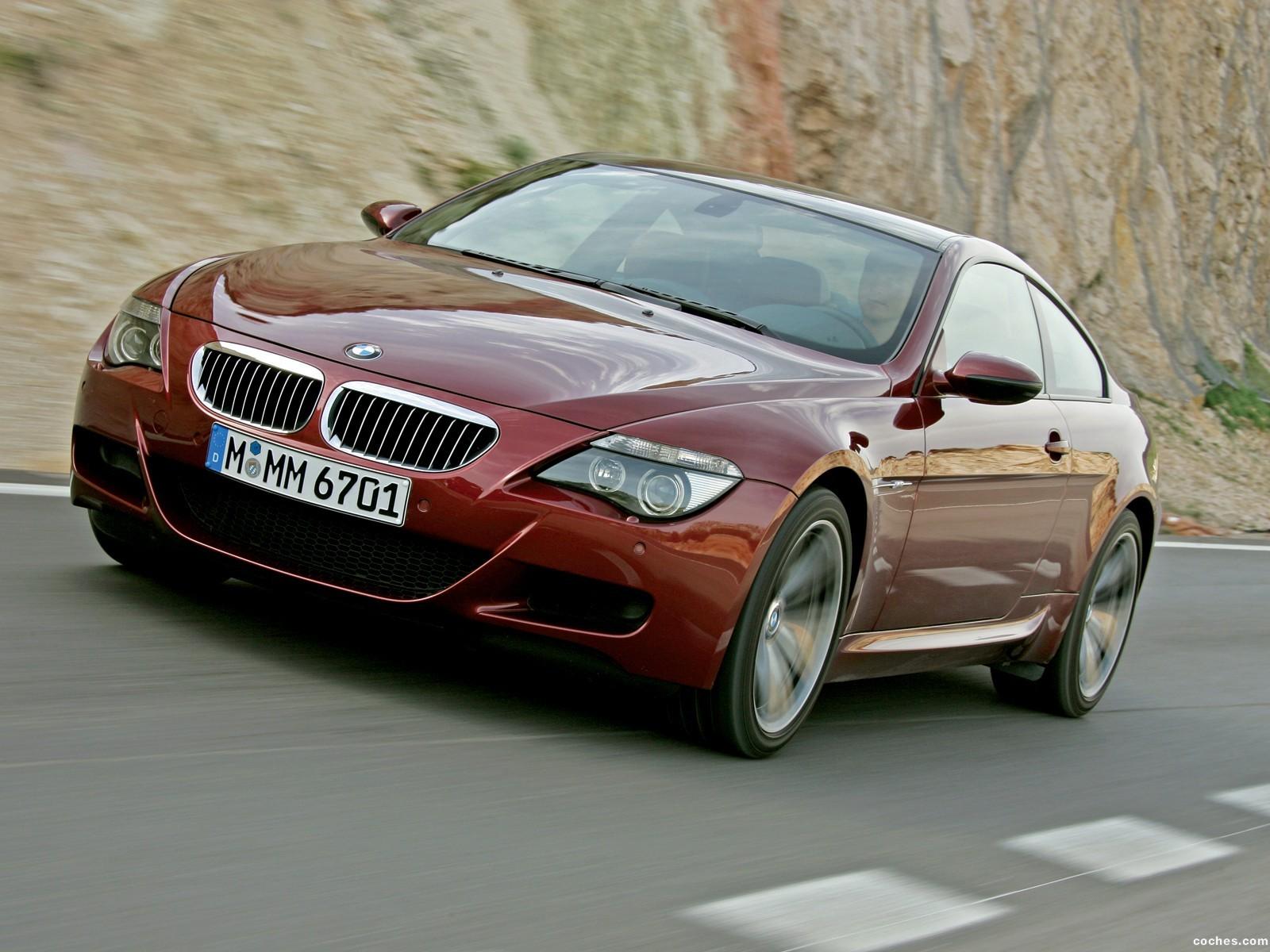 Foto 0 de BMW M6 2005