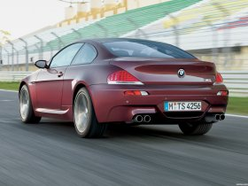 Ver foto 10 de BMW M6 2005