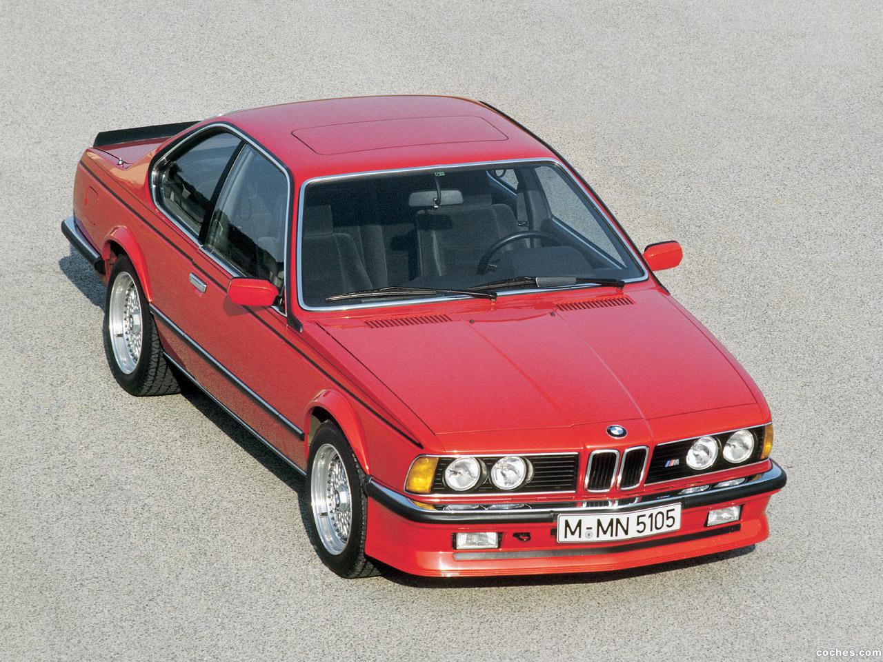 Foto 0 de BMW M6 635csi E24 1984