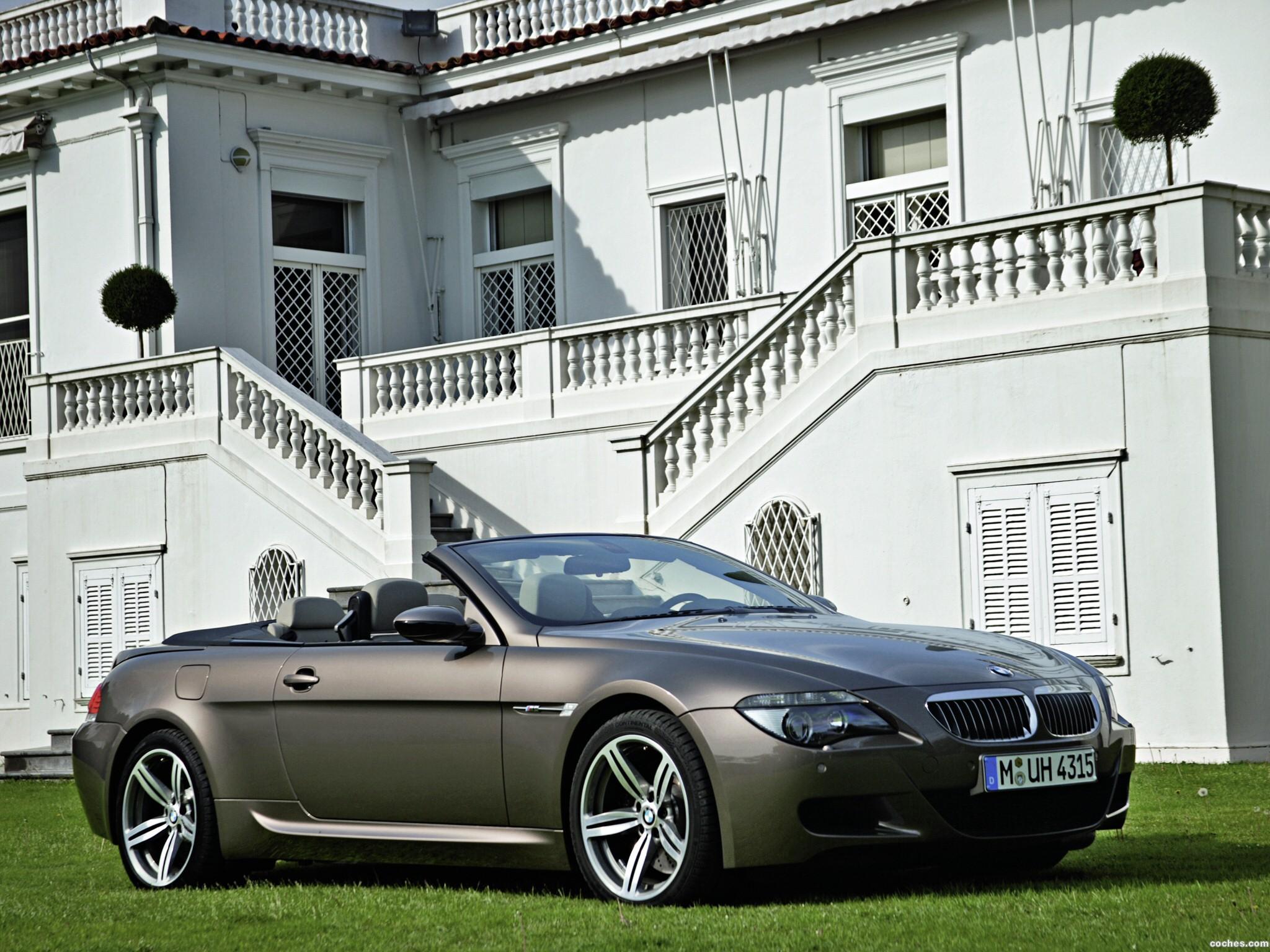 Foto 0 de BMW M6 Cabriolet 2006