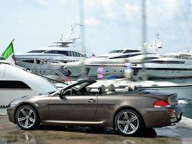 Ver foto 14 de BMW M6 Cabriolet 2006
