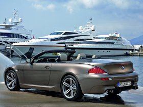 Ver foto 13 de BMW M6 Cabriolet 2006