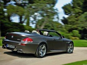 Ver foto 9 de BMW M6 Cabriolet 2006