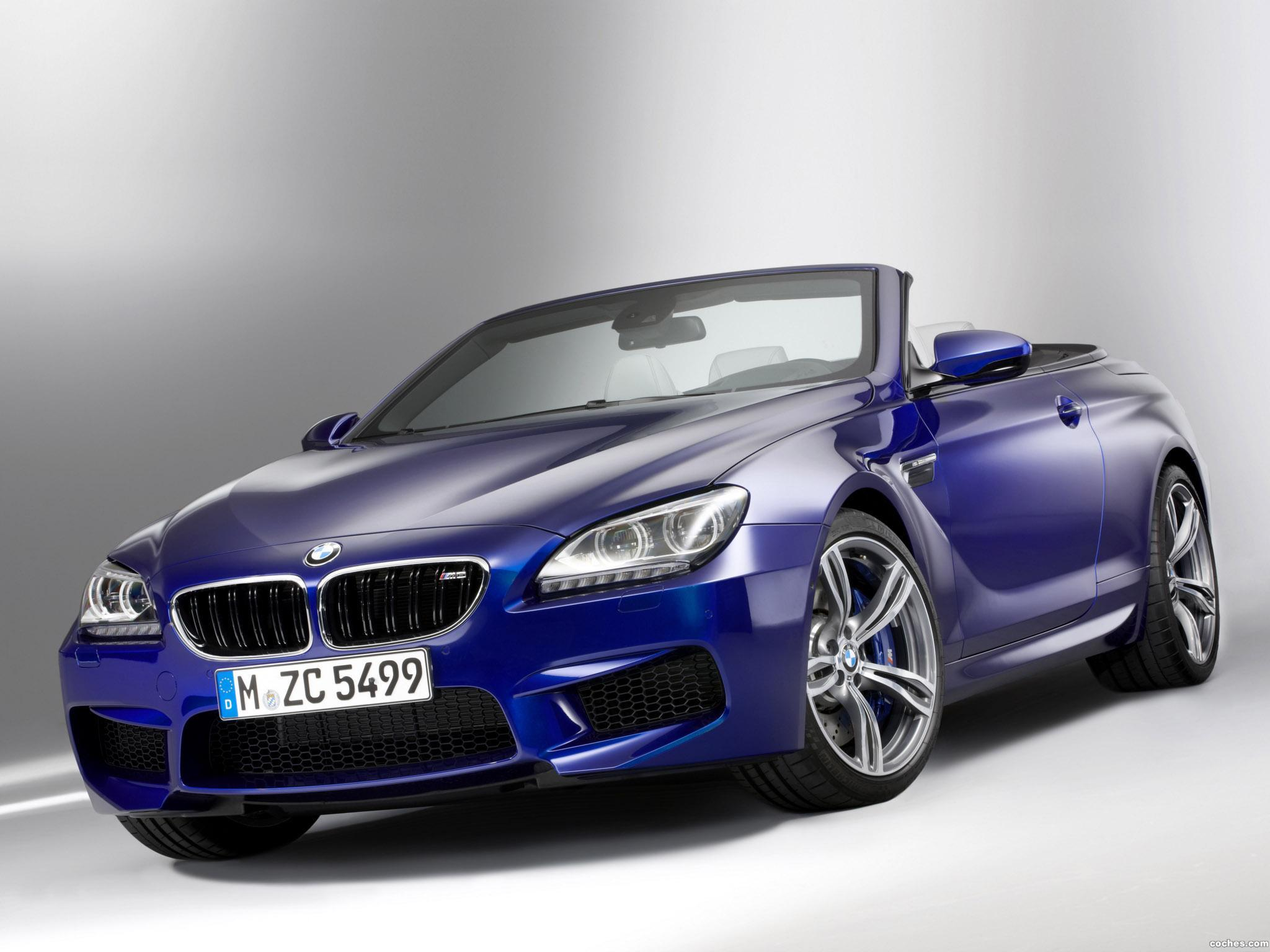 Foto 0 de BMW M6 Cabriolet F13 2012