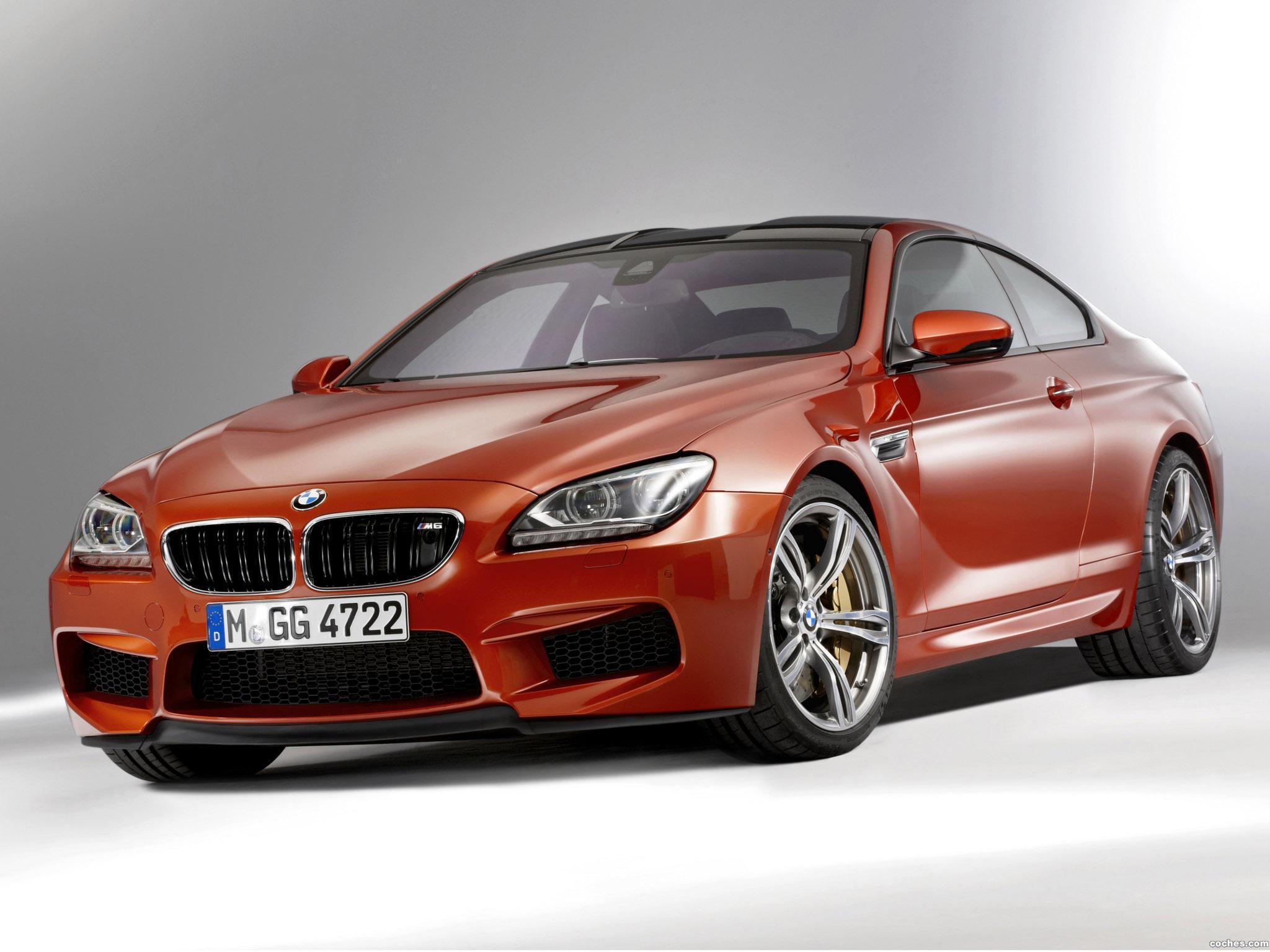 Foto 0 de BMW M6 Coupe F12 2011