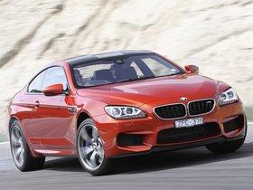Ver foto 10 de BMW M6 Coupe F12 2011
